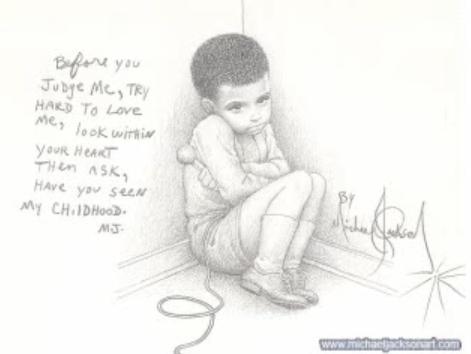 Childhood-MJ